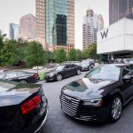 2010 Audi A8 Reveal at the W Atlanta Midtown