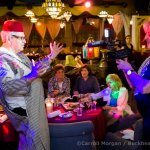 Jay Hare's birthday at Imperial Fez Restaurant Atlanta