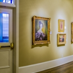 Best of the Bentley Collections - an interior panoramic at the Marietta/Cobb Museum of Art