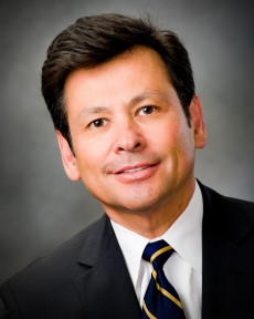 Executive portrait of Armando Moncada, Jr. MD, President, CEO of PCG Labs, Inc.